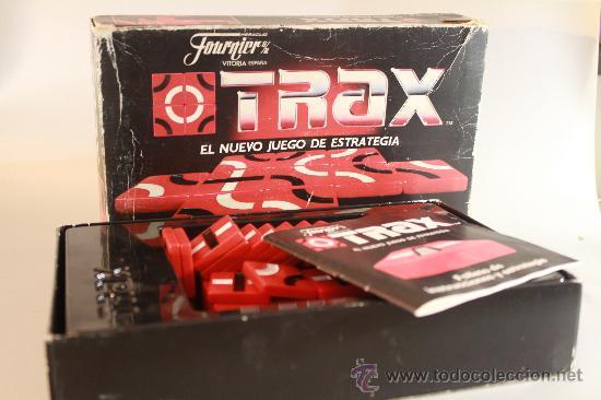 TRAX, (Juguetes - Juegos - Juegos de Mesa)