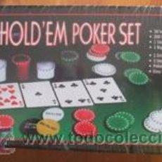 Juegos de mesa: CAJA DE PÓKER. PRECINTADA. Lote 31945100