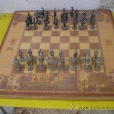 Juegos de mesa: A AJEDREZ COLECCIONABLE DIARIO 16 SEVILLA. Lote 32014564