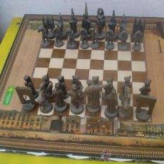 Juegos de mesa: G- AJEDREZ COLECCIONABLE SEVILLA. Lote 32014655