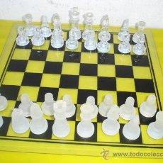 Juegos de mesa: B-B JUEGO DE AJEDREZ CRISTAL. Lote 32079399