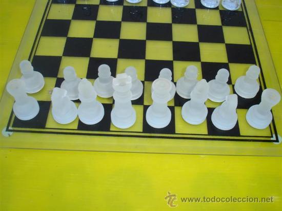 Juegos de mesa: B-B juego de ajedrez cristal - Foto 3 - 32079399