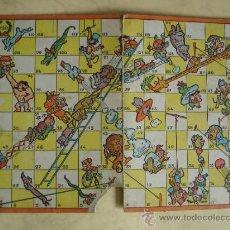 Juegos de mesa: JUEGOS REUNIDOS GEYPER - TABLERO. Lote 32331680