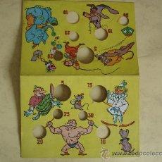 Juegos de mesa: JUEGO DEL SALTAMONTES - JUEGOS REUNIDOS GEYPER - TABLERO. Lote 32331913
