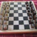 Juegos de mesa: IMPRENTA AJEDREZ TIPOGRÁFICO -. Lote 32101521