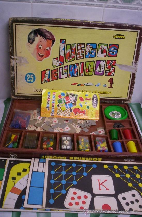 Juegos Reunidos Geyper 25 Creo Que Muy Completo Comprar Juegos De