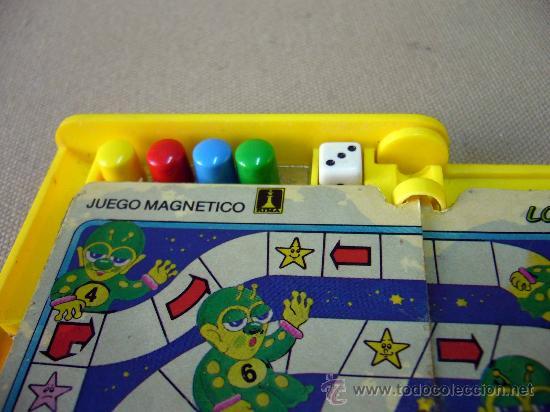 Juegos de mesa: JUEGO DE RIMA, JUEGO MAGNETICO ESPACIAL, RIMA TRES, MARCIANOS, ORBITAS Y CARRERA ESPACIAL, 3 EN UNO - Foto 7 - 32307318