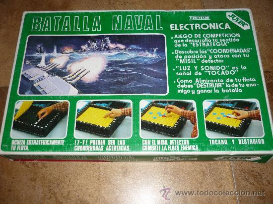 Batalla Naval Juegos Electronicos Juypasa Refc Comprar Juegos De