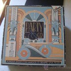 Jogos de mesa: JUEGO DE MESA PARTY 1992. Lote 105935187