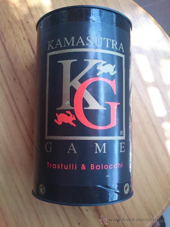 KAMASUTRA GAME, JUEGO DE MESA EROTICO. (Juguetes - Juegos - Juegos de Mesa)