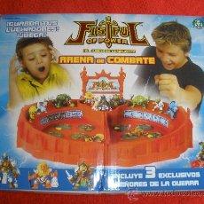 Juegos de mesa: JUEGO DE MESA FISTUL OF POWER. Lote 32677335