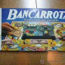 Juegos de mesa: JUEGO DE MESA BANCARROTA DE MB. Lote 69860198