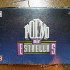 Juegos de mesa: JUEGO DE MESA POLVO DE ESTRELLAS 1988 DE BORRAS. Lote 32714444