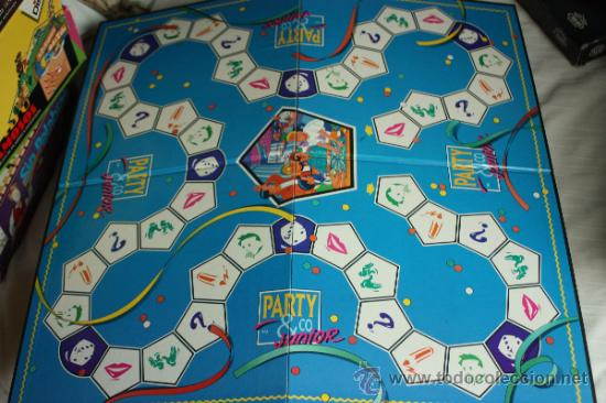 Juego De Mesa Party Co Unifeed Club