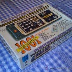 Juegos de mesa: COMPUTER ELECTRO - JUEGO ELECTRÓNICO VINTAGE 1001 PREGUNTAS Y RESPUESTAS COMPLETO. Lote 32855049