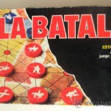 Juegos de mesa: LA BATALLA * JUEGO DE MESA DE ESTRATEGIA Y ASTUCIA PARA DOS JUGADORES * BORRAS. Lote 33085134