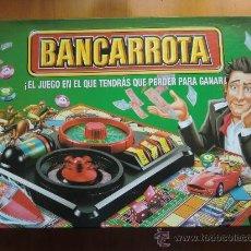 Juegos de mesa: JUEGO DE MESA BANCARROTA (2004) DE PARKER. ¡COMPLETO! MUY BUEN ESTADO. Lote 33211984