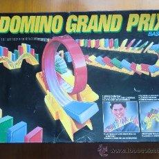 Juegos de mesa: JUEGO DE MESA DOMINO GRAND PRIX BASIC (1989) DE TYCO. Lote 47760510
