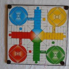 Juegos de mesa: PARCHIS AJEDREZ TABLERO CARTON . Lote 33354533