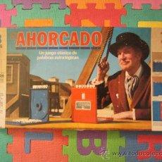 Juegos de mesa: MB EL AHORCADO DE 1983 VINTAGE. Lote 33360256