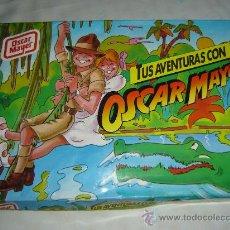 Juegos de mesa: JUEGO DE MESA RARÍSIMO!!!! TUS AVENTURAS CON OSCAR MAYER. Lote 33379418