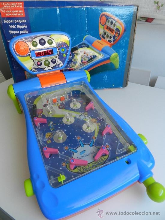 Flipper Petaco Para Ninos De Imaginarium Comprar Juegos De Mesa
