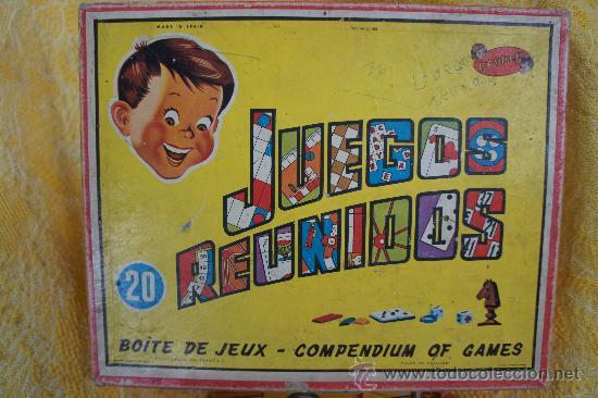 Antiguo Juegos Reunidos Geyper 20 Dificil De E Comprar Juegos De