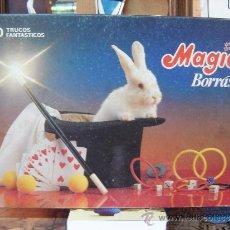 Juegos de mesa: MAGIA BORRAS - 160 TRUCOS. Lote 33982211