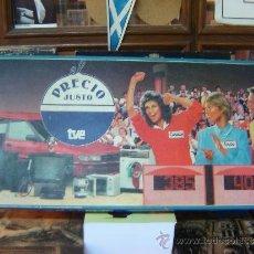 Juegos de mesa: EL PRECIO JUSTO - JUEGO JUMBO - 1990. Lote 33982276