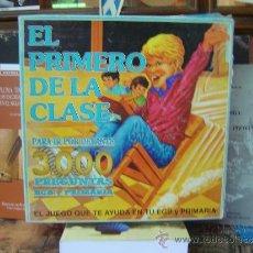 Juegos de mesa: EL PRIMERO DE LA CLASE - JUEGO FALOMIR - 1987. Lote 33982313