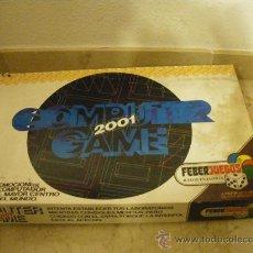 Juegos de mesa: JUEGO COMPUTER 2001 REF 870 DISEÑO FEBER, 111-1. Lote 34032754