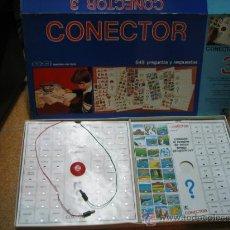 Juegos de mesa: JUEGO DE MESA CONECTOR DE BORRAS. Lote 34053189