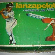Juegos de mesa: JUEGO LANZAPELOTAS JUGUETE DE AIRE LIBRE - DE NACORAL - JUEGO DE BÉISBOL - INCOMPLETO - AÑOS 70. Lote 34245098