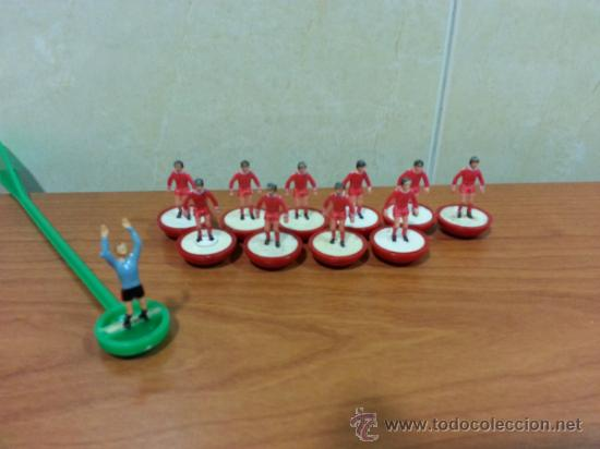 Subbuteo Bayern Munich Liverpool Comprar Juegos De Mesa