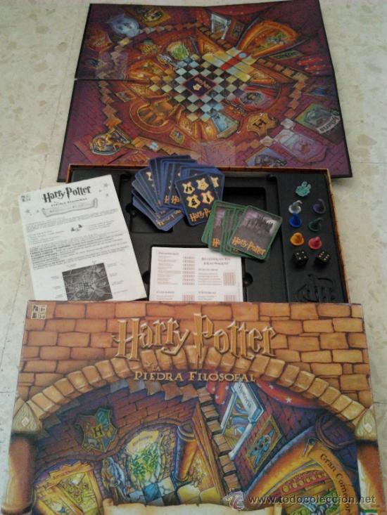Harry Potter Y La Piedra Filosofal Mattel Comprar Juegos De Mesa