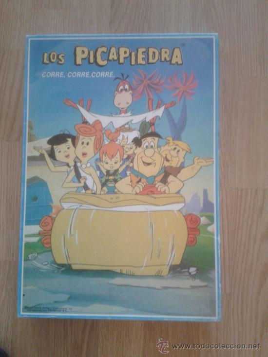 LOS PICAPIEDRA (JUEGO DEL AÑO 1994) (Juguetes - Juegos - Juegos de Mesa)