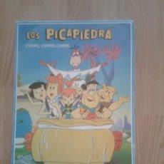 Juegos de mesa: LOS PICAPIEDRA (JUEGO DEL AÑO 1994) . Lote 34699546