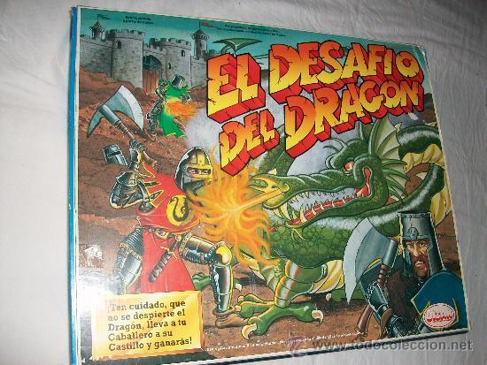 Desafio De Juego Dragon Bizak El Del y8O0mNnvw