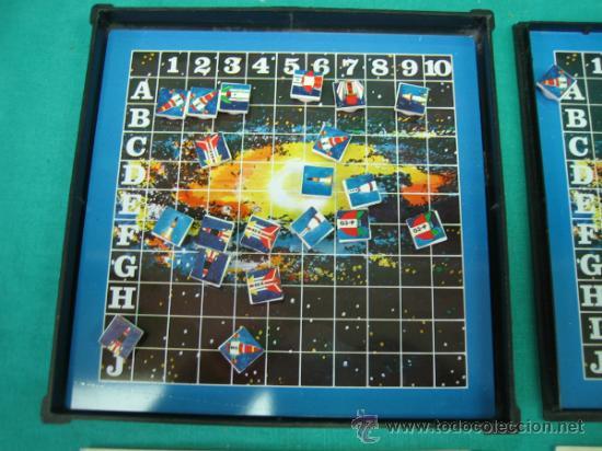 Juegos de mesa: Juego magnetico Batalla Espacial de RIMA - Foto 3 - 35214070