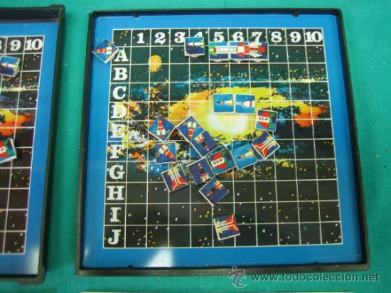 Juegos de mesa: Juego magnetico Batalla Espacial de RIMA - Foto 4 - 35214070