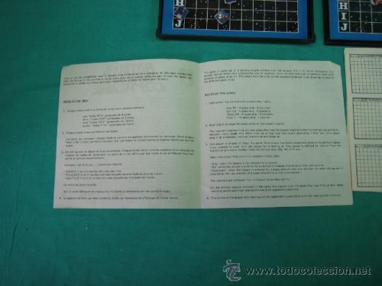 Juegos de mesa: Juego magnetico Batalla Espacial de RIMA - Foto 7 - 35214070