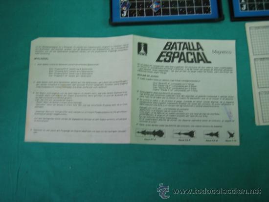 Juegos de mesa: Juego magnetico Batalla Espacial de RIMA - Foto 8 - 35214070