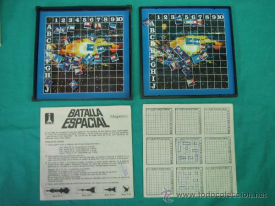 JUEGO MAGNETICO BATALLA ESPACIAL DE RIMA (Juguetes - Juegos - Juegos de Mesa)