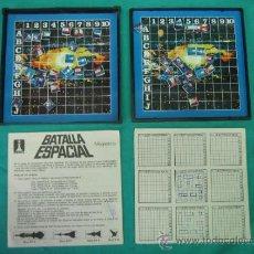 Juegos de mesa: JUEGO MAGNETICO BATALLA ESPACIAL DE RIMA. Lote 35214070