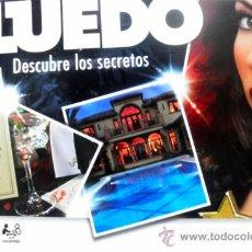 Juegos de mesa: CLUEDO * DESCUBRE LOS SECRETOS * PARKER. Lote 35399741