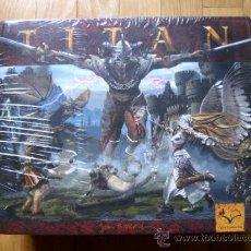 Juegos de mesa: JUEGO WARGAME TITAN - EDICIÓN DE VALLEY GAMES 2008 - FANTASIA - ESTRATEGIA - PRECINTADO. Lote 35543585