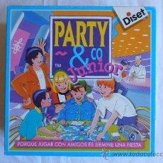 Juegos de mesa: JUEGO PARTY & CO JUNIOR DE DISET COMPLETO. Lote 53765225