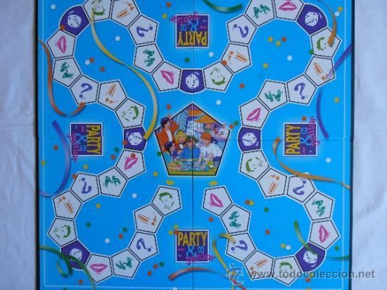 Juego Party Co Junior De Diset Completo Comprar Juegos De Mesa