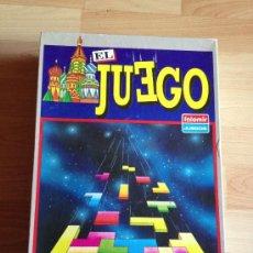 Juegos de mesa: TETRIS EL JUEGO DE FALOMIR. Lote 35684679