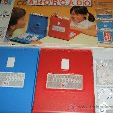 Juegos de mesa: JUEGO DE MESA EL AHORCADO DE MB. Lote 35696913